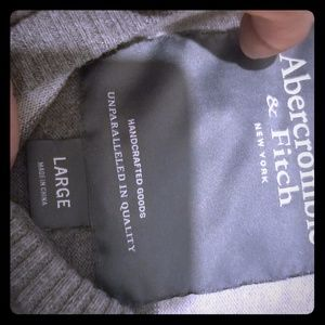 Abercrombie and Fitch vintage cashmere sweater.